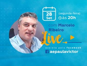 Palestra Online com Marcelo Ribeiro – 28/09