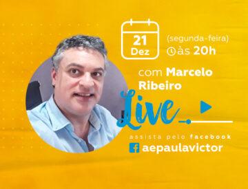 Palestra Online com Marcelo Ribeiro – 21/12