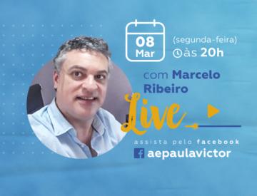 Palestra Online com Marcelo Ribeiro – 08/03