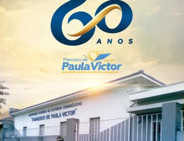 Revista Especial 60 anos -A.E.E.E. Francisco de Paula Victor